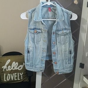 H&M Divided Jean Jacket